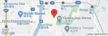 地図 祇園そふぃあ