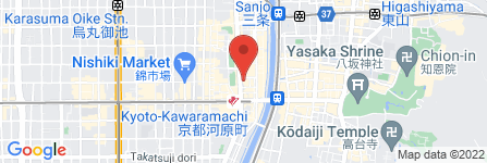 地図 BRAND OFF