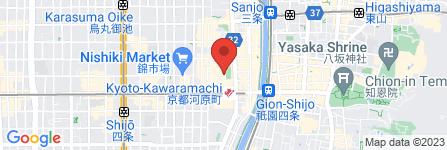 地図 スーパーホテル