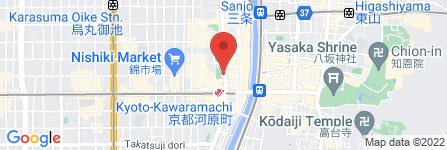 地図 大和開発株式会社河原町営業所