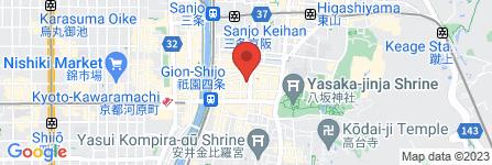地図 祗園 凪紗