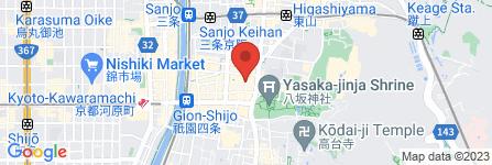 地図 餃子専門店 包屋福吉
