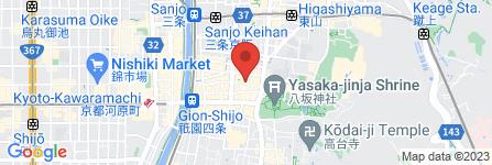 地図 お茶屋 梅田