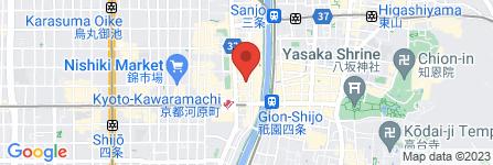 地図 たん熊北店本店