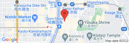 地図 Shanti
