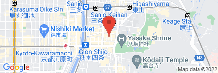 地図 お茶屋 繁の家