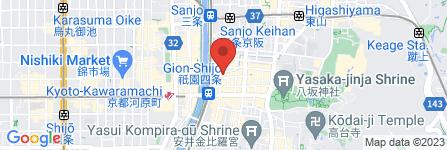 地図 お座敷天ぷら おおざわ