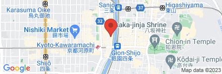 地図 Rojie 21