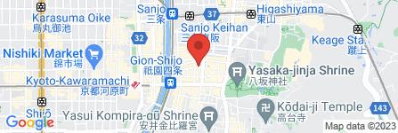 地図 Club FORTUNE
