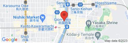 地図 藁焼きと水炊き 葵