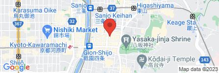 地図 祇園 ぶんや