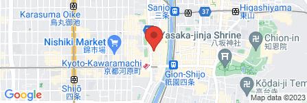 地図 京都イベリコ屋
