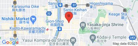 地図 おばんざい めし処 山口西店