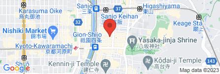 地図 Me  豆六小路(MAMEROKU KOJI)