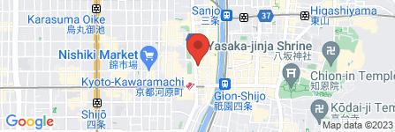 地図 Be-fine/Coo