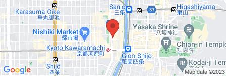 地図 VIA MODA