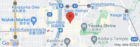 地図 祗園 羽場
