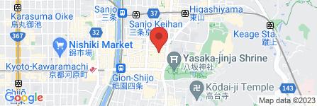 地図 Bar Cachette