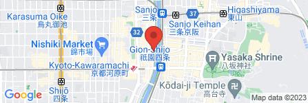 地図 八幡屋