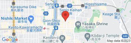 地図 祇園だりあ