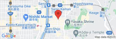 地図 百香居