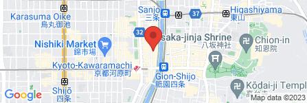 地図 あちゃこちゃ