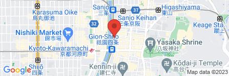 地図 とらふぐ茶屋 山福