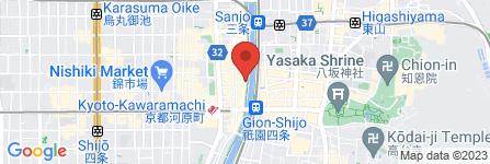 地図 BAR & DESIGN 志門