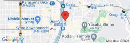 地図 北斎