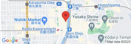 地図 Ponto 15