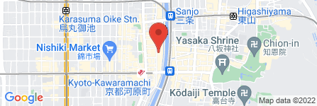地図 Bar King Amila