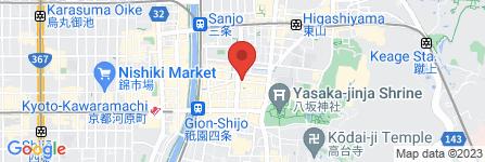 地図 鮨修