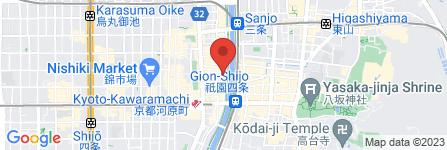 地図 小蝶