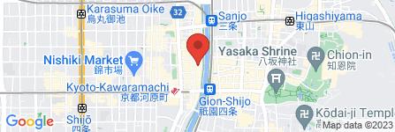 地図 Bar あん