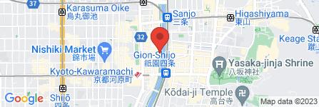 地図 京町