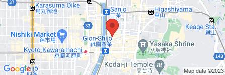 地図 BAR 八咫(やた)