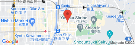 地図 竹香本店