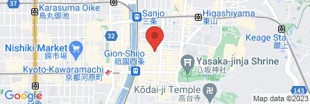 地図 お茶屋 政の屋