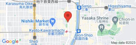 地図 にぎり乃金次郎