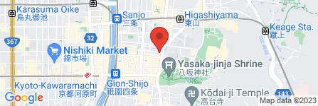 地図 早瀬教室
