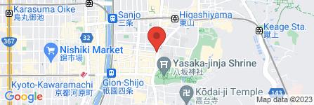 地図 玉林尚古堂
