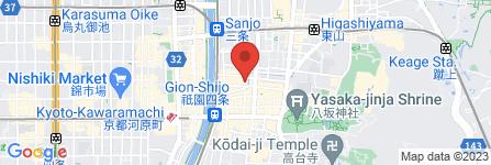 地図 ステーキハウス新吾