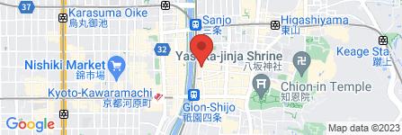 地図 MODA菜 ぴあ