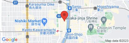 地図 四季の旬菜 いろはかるた 本店