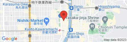 地図 立誠・文化のまちプロジェクト運営委員会