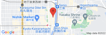 地図 Bar JOKER