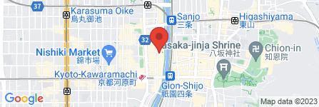 地図 HOTEL PONTO