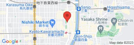 地図 カガエ 漢方ギャラリー