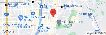地図 稚松軒