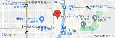 地図 Bar 月